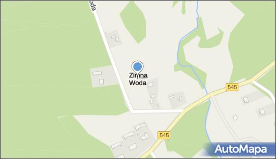 Zimna Woda (powiat nidzicki), Zimna Woda - Inne