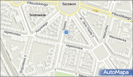 Omnibus, Śląska 8, Szczecin - Językowa - Księgarnia