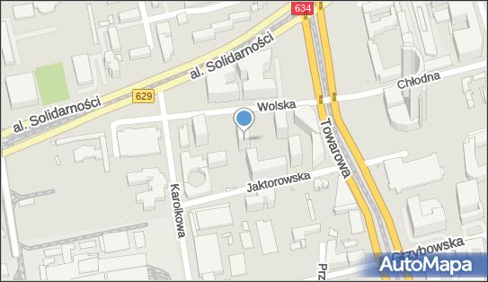 Kancelaria Adwokacka Adwokat, Wolska 15, Warszawa 01-201 - Kancelaria Adwokacka, Prawna, NIP: 7981364804
