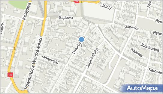 Kancelaria Adwokacka Adwokat, ul. Dworcowa 9, Bytom 41-902 - Kancelaria Adwokacka, Prawna, NIP: 6272368332
