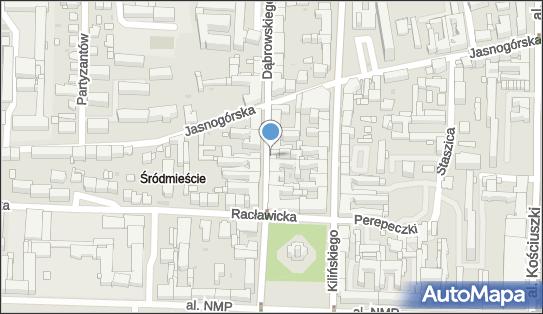 Kancelaria Notarialna Notariusz, ul. Dąbrowskiego 10, Częstochowa 42-200 - Kancelaria notarialna, numer telefonu, NIP: 5731000603