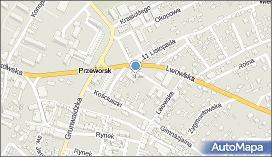 Notariusz Kancelaria Notarialna, ul. Pawła Stepkiewicza 2 37-200 - Kancelaria notarialna, NIP: 7941012625