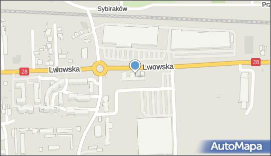 Kantor Wymiany Walut Przemysław Siekaniec, ul. Lwowska 36 37-700 - Kantor, NIP: 7952006290