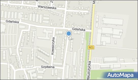 Kantor, Jagiellońska 50, Zabrze - Kantor