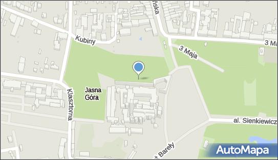 Stacja XII - droga krzyżowa, Wieluńska, Częstochowa 42-217 - Kapliczka, Figura Świętych, Krzyż