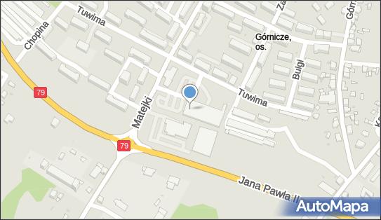 Kaufland - Supermarket, ul. Jana Matejki 27, Jaworzno 43-600, godziny otwarcia, numer telefonu