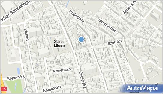 Dom Czekolady Cafe, Szeroka 38, Toruń 87-100 - Kawiarnia, godziny otwarcia, numer telefonu