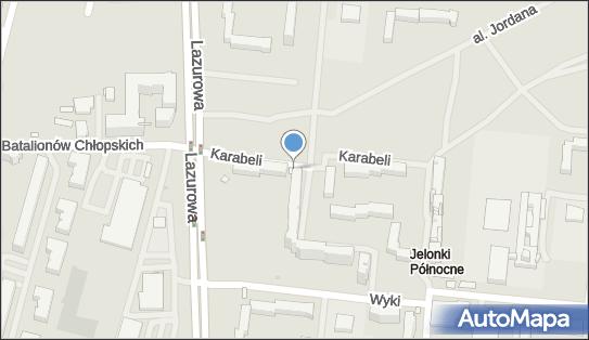 Kawiarnia 'Lokal Cafe', ul. Karabeli 13A, Warszawa - Kawiarnia