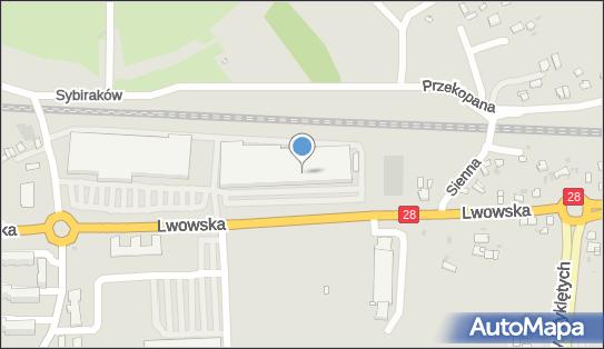 KiK - Sklep odzieżowy, ul. Lwowska 17 A, Przemysl 37-700, godziny otwarcia
