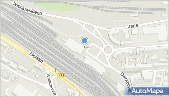 Kiosk 171 J Wenzel & w Bobińska, pl. Konstytucji NN, Gdynia 81-354 - Kiosk, NIP: 5860160332