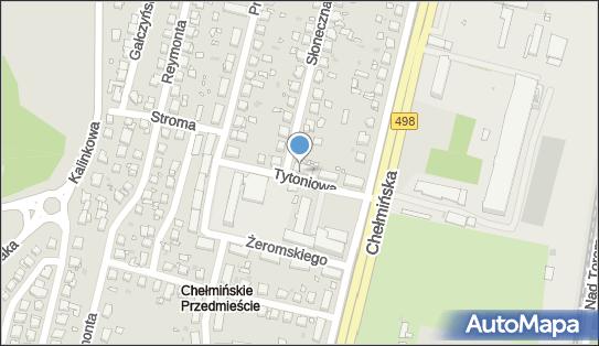 Kiosk Uliczny Art Spoż i Przemysł, ul. Tytoniowa 10, Grudziądz 86-300 - Kiosk, NIP: 8761713568