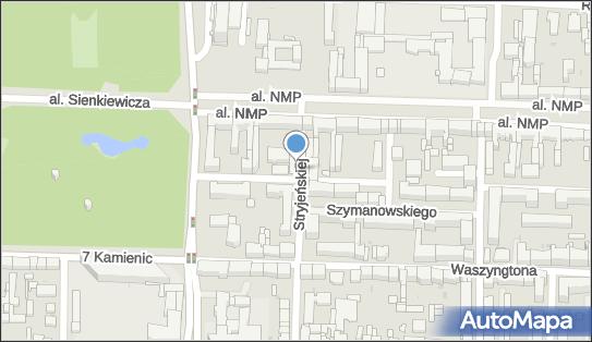 Kiosk, Stryjeńskiej Zofii, Częstochowa 42-217 - Kiosk
