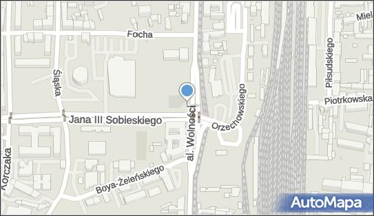Kiosk, Aleja Wolności x Króla Jana III Sobieskiego SDC 012 - Kiosk