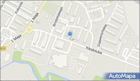 Kiosk, Kłodnicka 66 SDZ 638, Ruda Śląska - Kiosk