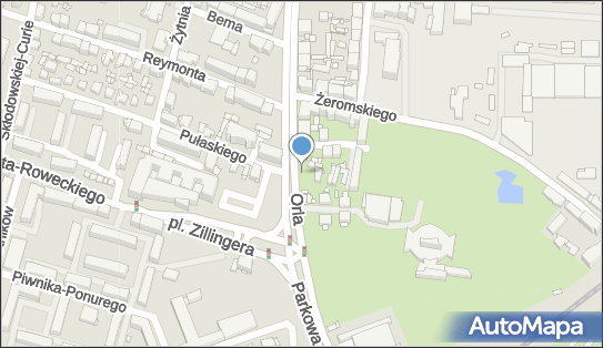 Kiosk, Orla 5, Sosnowiec 41-205 - Kiosk