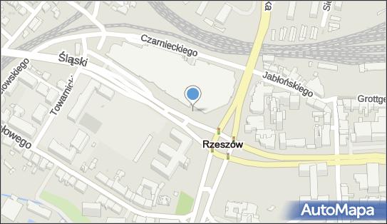Kiosk, Wiadukt Śląski, Rzeszów 35-213 - Kiosk