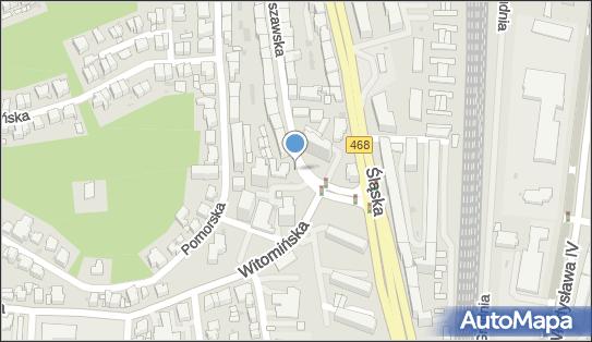 Kiosk, Warszawska 78, Gdynia 81-309 - Kiosk