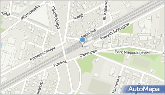 Kiosk, Dworcowa, Piastów 05-819, 05-820 - Kiosk