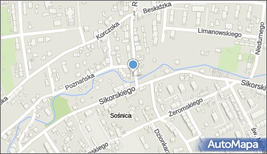 Kiosk, Reymonta Władysława, Gliwice 44-103 - Kiosk