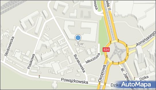 Klub Muzyczny 'Pogłos', ul. Burakowska 12, Warszawa - Klub, Klub nocny