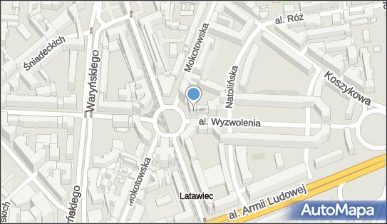Plan B, Plac Zbawiciela 4, Warszawa - Klub, Klub nocny