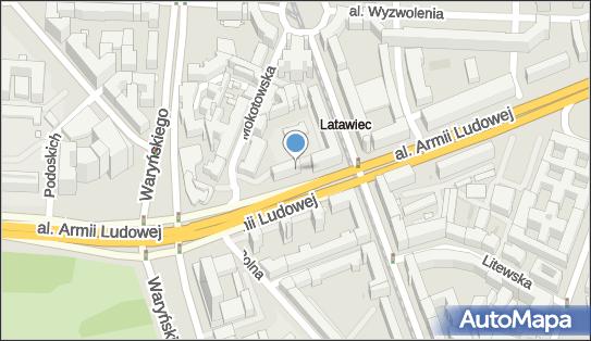 Latawiec, Aleja Armii Ludowej 12, Warszawa - Klubokawiarnia, godziny otwarcia, numer telefonu
