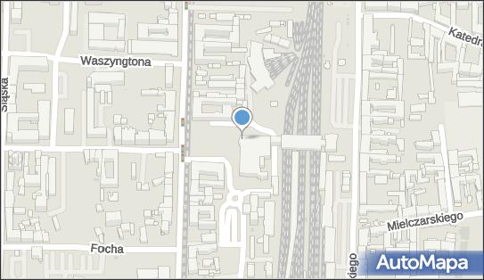 Kolporter - Kiosk, Al. Wolności 21, Częstochowa, numer telefonu