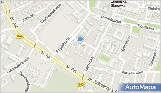 Kolporter - Kiosk, Lwowska 18B, Chełm, numer telefonu