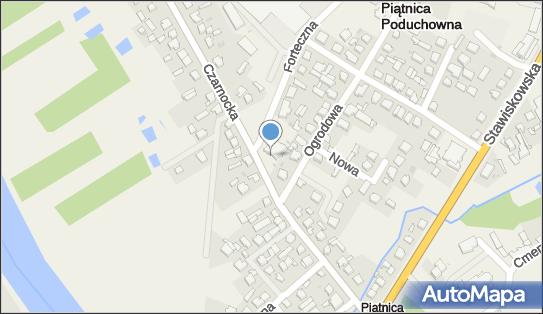 Posterunek Policji w Piątnicy, ul. Czarnocka 14 18-421 - Komenda, Komisariat, Policja, numer telefonu