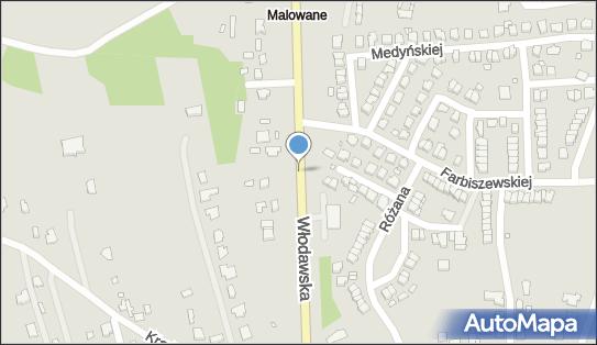 Radar, kontrola policji, Włodawska812, Chełm 22-100 - Kontrola Policji, pomiar prędkości