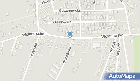 Radar, pomiar prędkości, Borówkowa, Radom 26-601 - Kontrola Policji, pomiar prędkości
