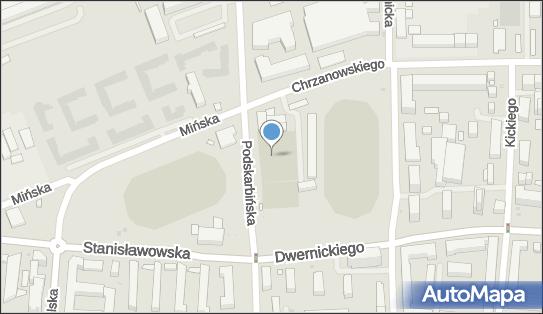 Kort tenisowy, Podskarbinska 14, Warszawa 03-831 - Kort tenisowy, numer telefonu