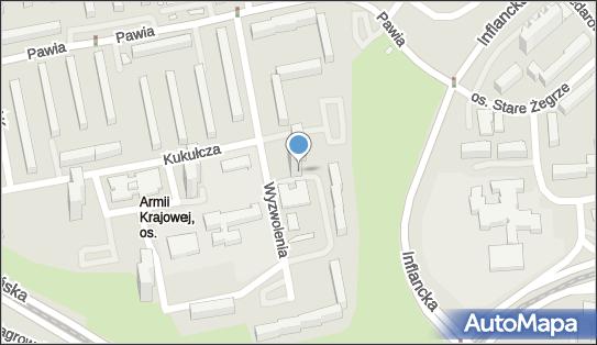 Krawiectwo Os Armii Krajowej 95 Poznań 61 381 Krawiecka Hurtownia
