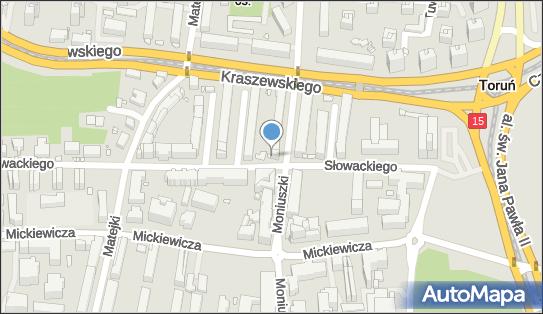 Ksero, Słowackiego Juliusza 22, Toruń 87-100 - Ksero