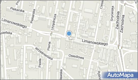 Kwiaciarnia, ul. Bolesława Limanowskiego 48, Łódź 91-052 - Kwiaciarnia, NIP: 7271297056