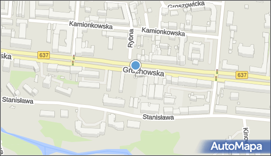 Kwiaciarnia, ul. Grochowska 307, Warszawa 04-842 - Kwiaciarnia, NIP: 1130157930