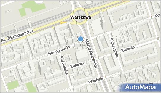 Wyroby Kwiaciarskie, Nowogrodzka 35/41, Warszawa - Kwiaciarnia, numer telefonu