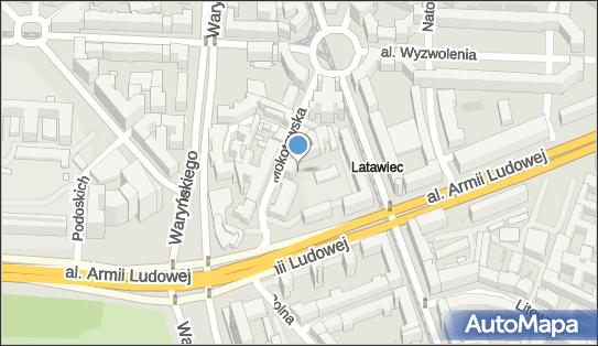 Akmed Centrum Konsultacyjne, Mokotowska 6a, Warszawa 00-641 - Lekarz, godziny otwarcia, numer telefonu