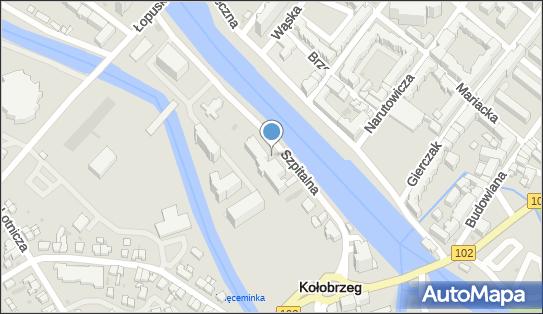Gabinety lekarskie, Szpitalna 2c, Kołobrzeg - Lekarz, numer telefonu