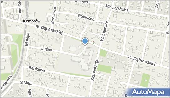 Liceum Ogólnokształcące Im. Marii Dąbrowskiej, Komorów 05-806 - Liceum, numer telefonu