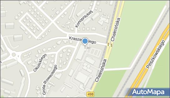 Lidl - Supermarket, ul. Chełminska / Kraszewskiego 1, Grudziądz 86-300, godziny otwarcia