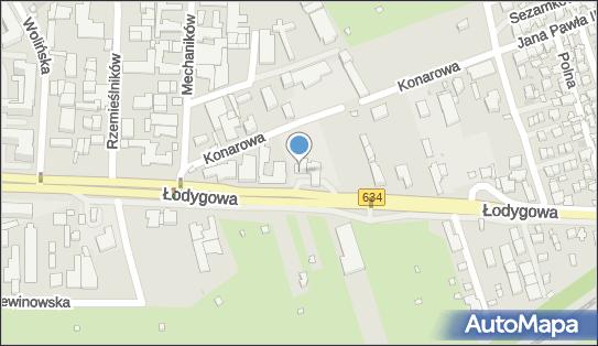 BP, Łodygowa634 29, Warszawa 03-687 - LPG - Stacja