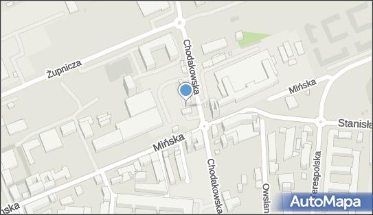 Orlen, Chodakowska 35, Warszawa 03-816 - LPG - Stacja