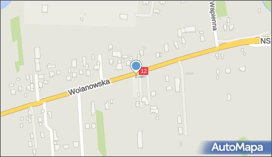 Stacja LPG, Wolanowska12 154, Radom 26-601 - LPG - Stacja