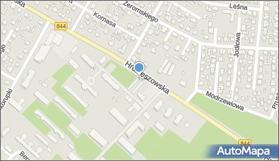 Stacja LPG, Hrubieszowska844, Chełm 22-100 - LPG - Stacja