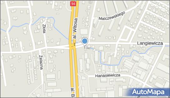 Stacja LPG, Langiewicza Mariana, gen. 69, Rzeszów 35-021 - LPG - Stacja