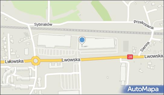 Martes Sport, ul. Lwowska 17A, Przemyśl 37-700, numer telefonu