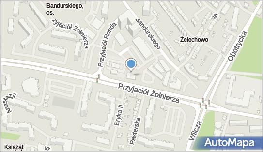 McDonald&#039s, ul. Przyjaciół Żołnierza 6, Szczecin 71-670, godziny otwarcia, numer telefonu