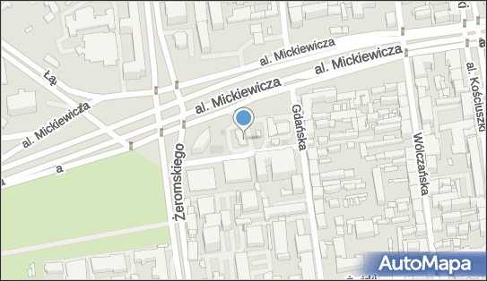 McDonald's, ul. Mickiewicza 5, Łódź 90-443, godziny otwarcia, numer telefonu