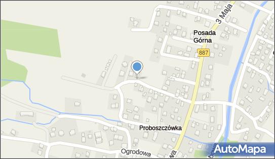 Masaże u Siręgów, DW 887, 3 Maja 342, Posada Górna - Medyczny - Sklep, numer telefonu